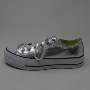 Converse Women Chuck Taylor All Star Lift Metallic